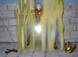 efeito muralha de cristal mu do áries cavaleiros do zodíaco