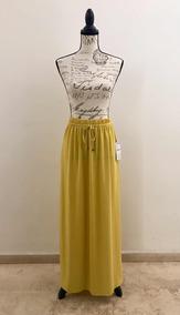 b80f1ff54 Efekto Moda Falda Larga Zara Talla S