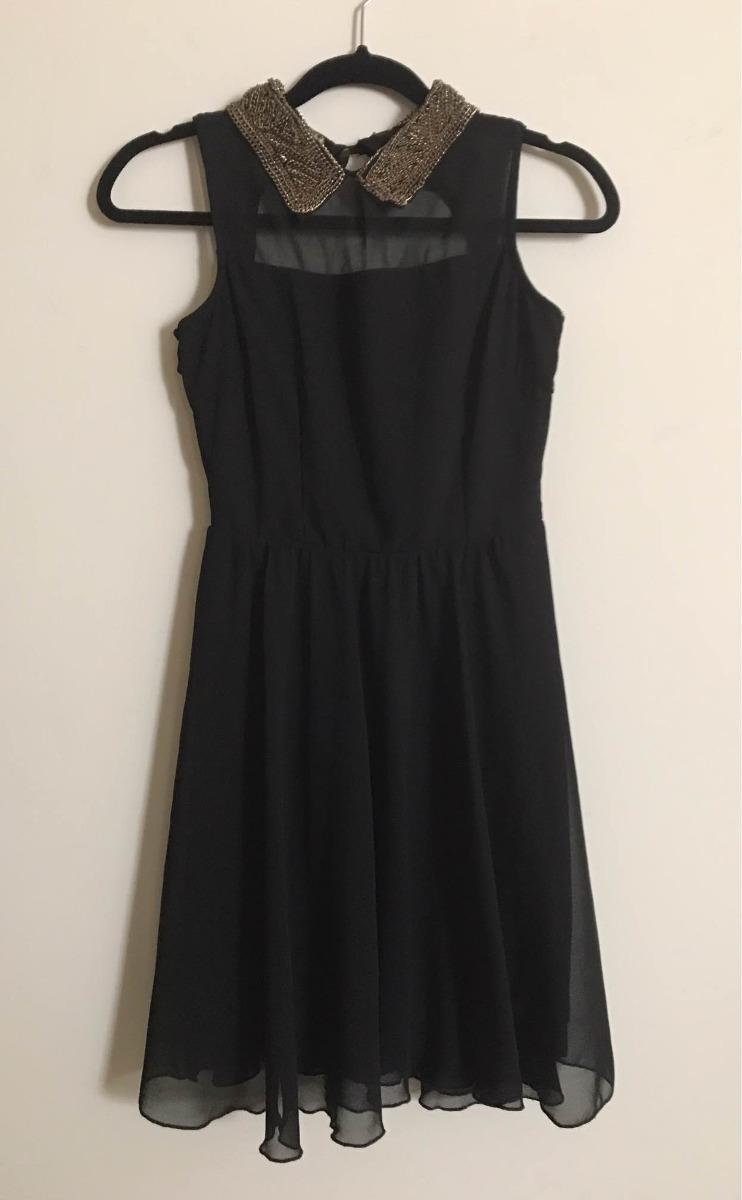 Vestidos negro stradivarius
