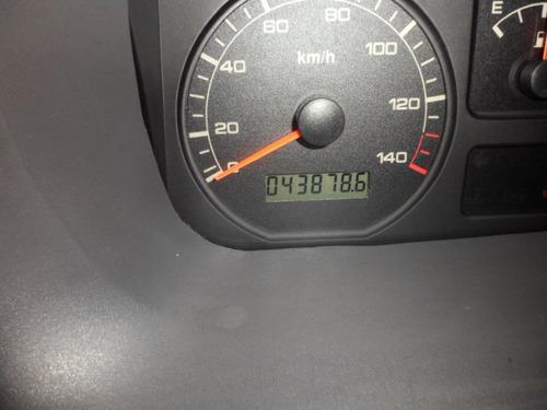 effa changhe 2011 bau de aluminio com 43 mil km
