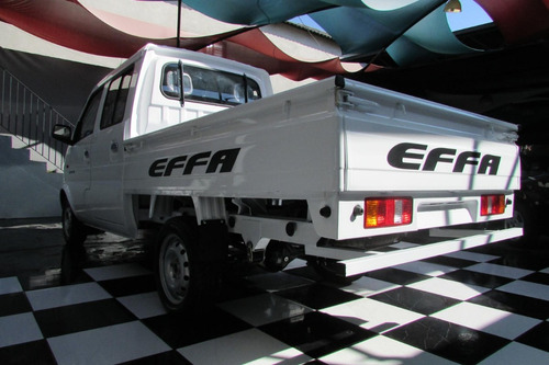 effa k02 picape cabine dupla - pronta entrega