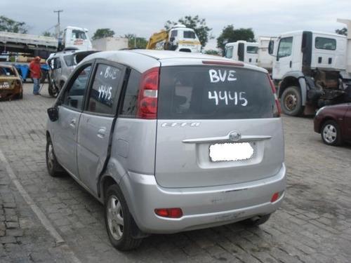 effa m100 2011 sucata para retirada de peças