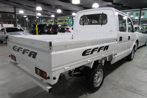 effa v22 2019 pick-up zero km a pronta entrega