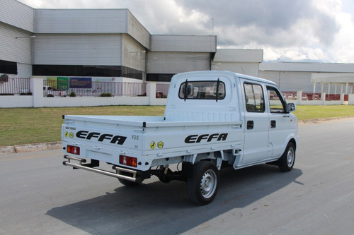 effa v22 pick-up cabine dupla 2019 okm