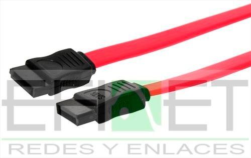 efi-acccable03  - cable sata datos rojo 43 cm