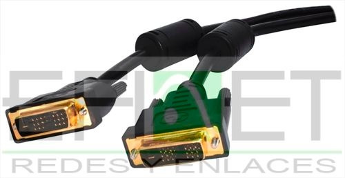 efi-acccable70 cable  dvi 18+1 macho - macho,  1.8 mts