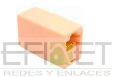 efi-acccapatch01 cople de union cat5e h-h bolsa c/10pzas