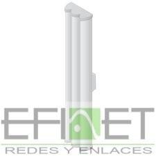 efi- am5g20 antena sectorial 90º 5ghz mimo20dbi p/rocket m5