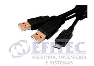 efi-causb2hdd180 cable usb 1.8mts mini pin disco duro