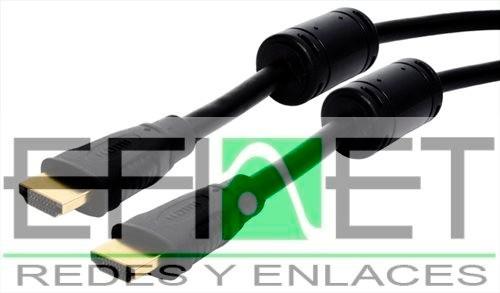 efi-hdmicab14-40 cable hdmi v.1.4 macho- macho 40 mts