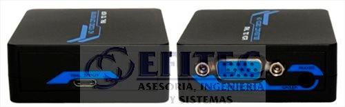 efi-mhltovga mhl a vga + 3.5mm audio/spdif mini convertidor