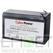 efi- rb1270 - ups cartucho batería de reemplazo cyberpower