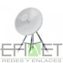 efi- rd5g30- ubiquiti rocketm5 5ghz antena parabolica 30dbi