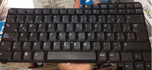efi-t197 teclado mod. t197 para laptop dell
