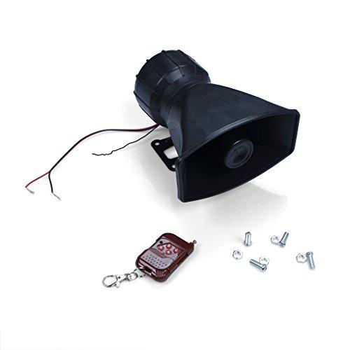 eforcar 1 unids 60 w dc12v 4 sonidos parlantes coche o motoc