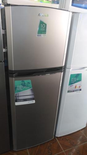efrigerador atlas® modelo rta0923vmfso (9p³) nueva en caja