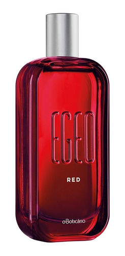 egeo desodorante colônia red 90ml