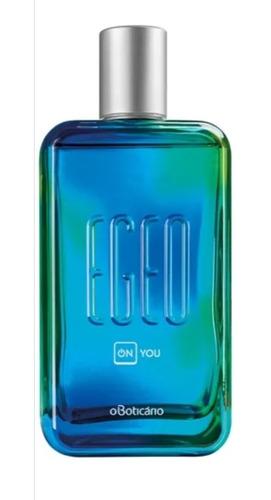 egeo on you desodorante colônia, 90ml por loja o boticário