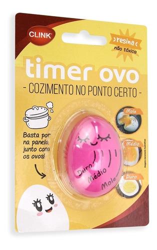 egg timer cozimento de ovos resina