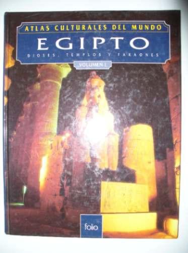egipto: dioses templos y faraones vol. i - clarin