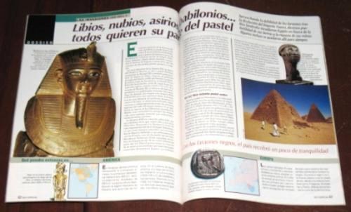 egipto vida cotidiana en tiempos faraones muy especial 1998