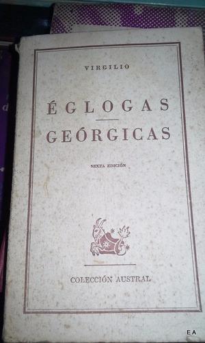 eglogas georgicas virgilio