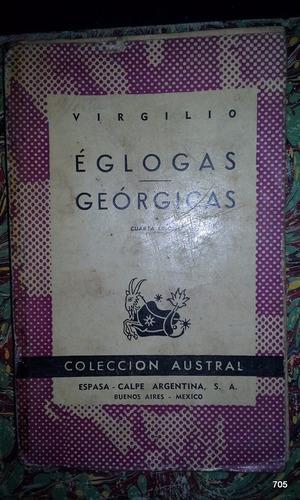 eglogas georgicas virgilio (m)
