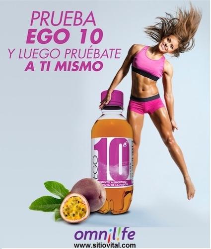 ego 10 x 200 ml (6 unidades)