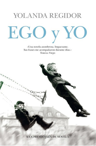 ego y yo(libro novela y narrativa)