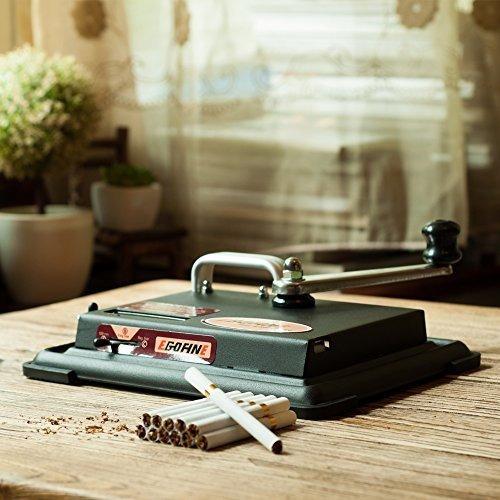 egofine maquina para hacer cigarrillos manual