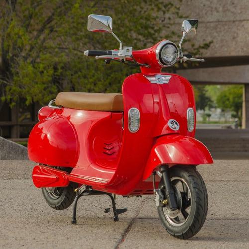 egtiaw  modelo vespa  2020, moto electrica