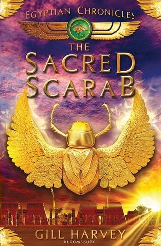 egyptian chronicles 3 - the sacred scarab - gill harvey