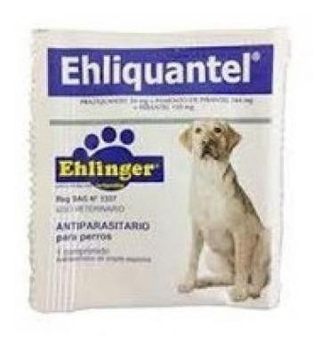 ehliquantel antiparasitario interno intestinal para perros
