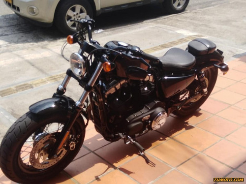 eight forty eight harley davidson forty