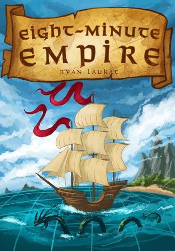 eight-minute empire - jogo de tabuleiro importado red raven
