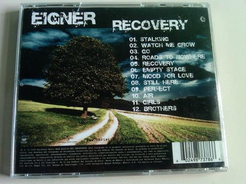 eigner recovery cd usado nacional depeche mode