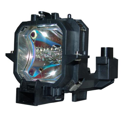 eiki elplp21 / v13h010l21 lámpara de proyector con carcasa