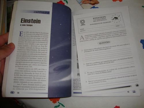 einstein e o universo relativistico josé  (com suplemento)