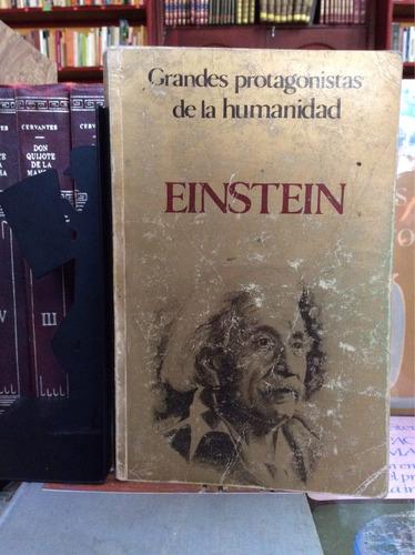 einstein, grandes protagonistas de la humanidad