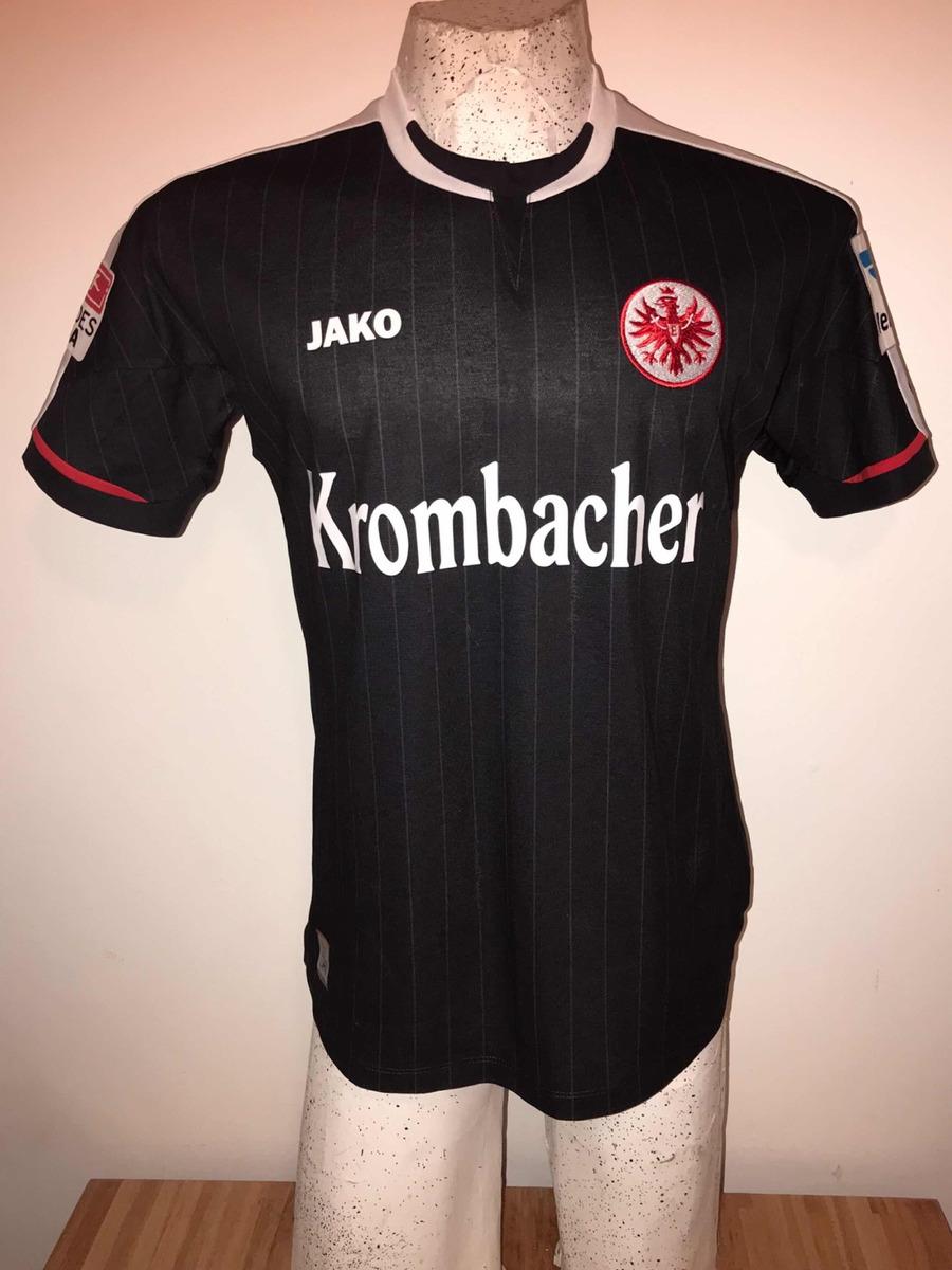 55923bf82 Eintracht Frankfurt- Camiseta De Juego- Utileria- Firmada- -   4.000 ...