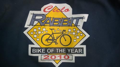 eixo central 45mm transformer c/ rolamento bike ciclo rabbit