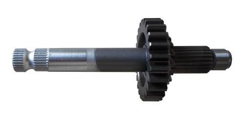 eixo pedal partida titan 125, fan125 04/08 original honda 2820akwg305 ei040h