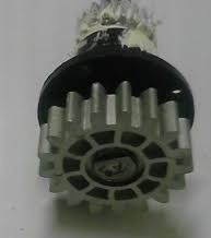 eixo rossi - engrenagem interna e externa dz4/dz3 - 2 buchas