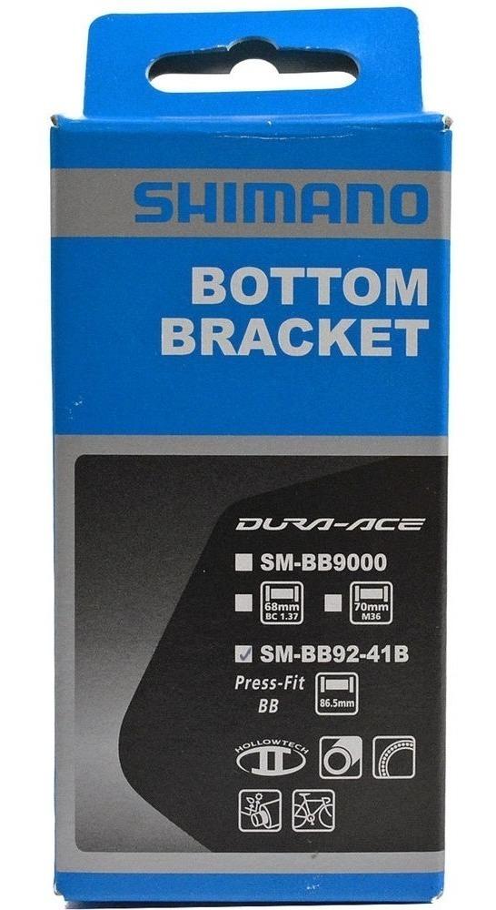 NEW Shimano Dura-Ace BB92-41B Press Fit Bottom Bracket