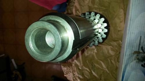 eje o torre fija de caja 5 y 4 mack parte no 605kc343 orig.