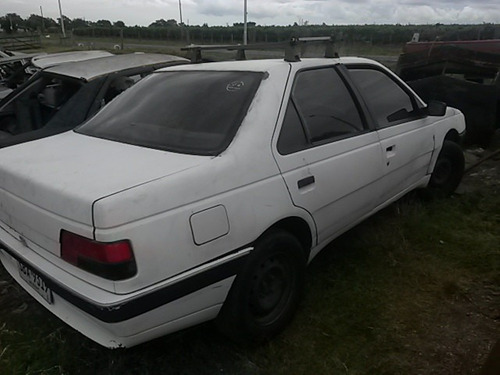 eje trasero completo peugeot 405 1.9 diesel consultar