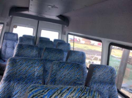 ejecutivo transporte servicios traslado