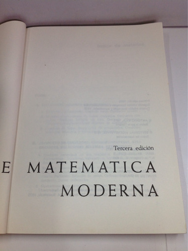 ejercicios de matemática moderna, antonio vila