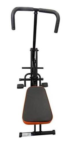 ejercitador abdominal ab crunch 200ab athletic supergym