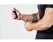 ejercitador de mano hand grip mancuerna acolchado